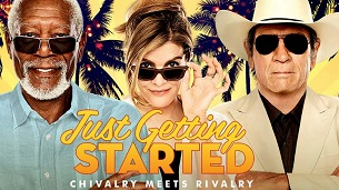 Just Getting Started (2018)
