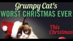 Grumpy Cat's Worst Christmas Ever (2014)