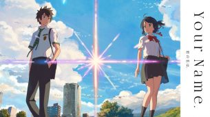 Your Name. (2016)