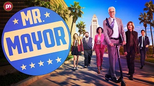 Mr. Mayor (2021)