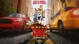 Tom & Jerry: The Movie (2021)