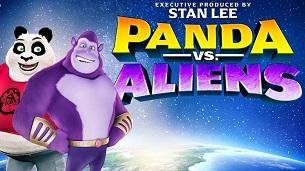 Panda vs. Aliens (2021)