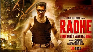 Radhe: Your Most Wanted Bhai (2021)