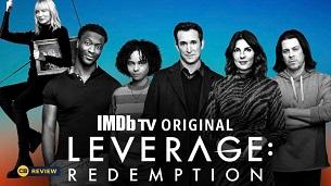 Leverage: Redemption (2021)